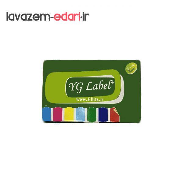 لیبل دستگاه کد زن YG